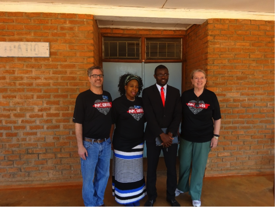 PHPC Serves in Malawi